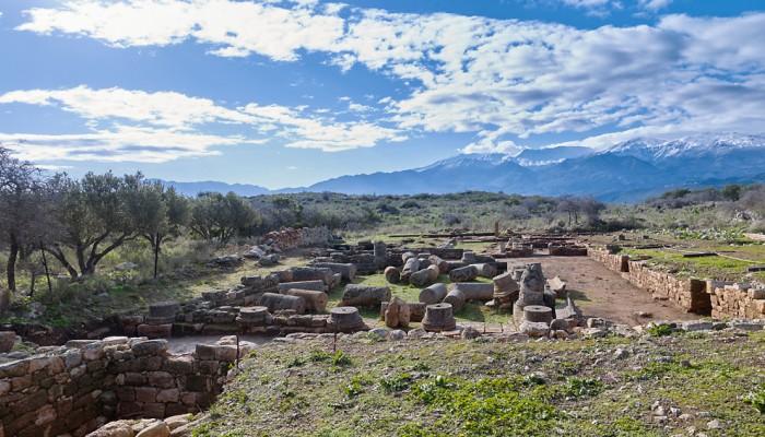 Έρευνα και ανάδειξη ενός εμβληματικού αρχαιολογικού χώρου για τη Δυτ. Κρήτη