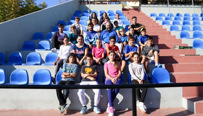 Τένις: Με 8 αθλητές ο ΟΑΧ στο Ε1 στη Θεσσαλονίκη