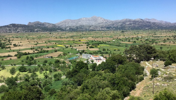Μία δωρεάν ξενάγηση από το Ηράκλειο στο Οροπέδιο Λασιθίου