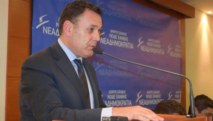 Το Λασίθι επισκέπτεται ο Ν. Παναγιωτόπουλος