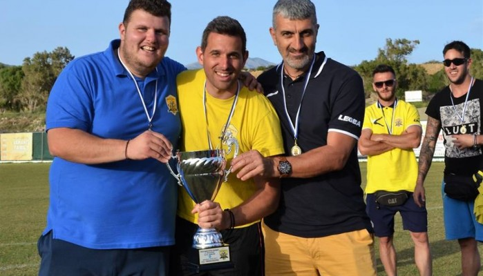 Παλαιόχωρα: Με νέο προπονητή στη Γ' Εθνική