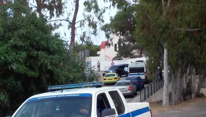 Παραδόθηκε ο ένοπλος που είχε εισβάλει στον  ΟΚΑΝΑ στα Χανιά