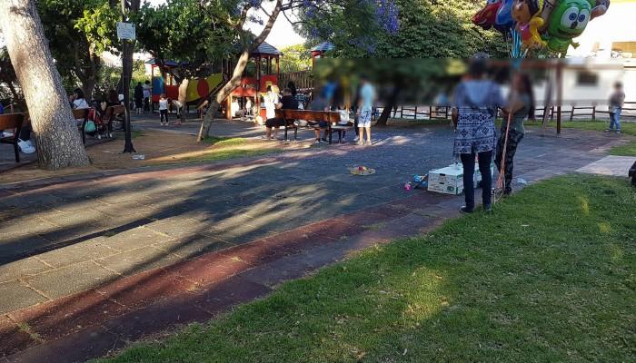 Το παρεμπόριο καλά κρατεί και σε παιδικούς κήπους στα Χανιά