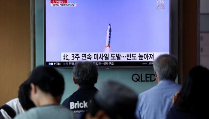 Ο Κιμ έστειλε βαλλιστικό πύραυλο μέσα στην οικονομική ζώνη της Ιαπωνίας