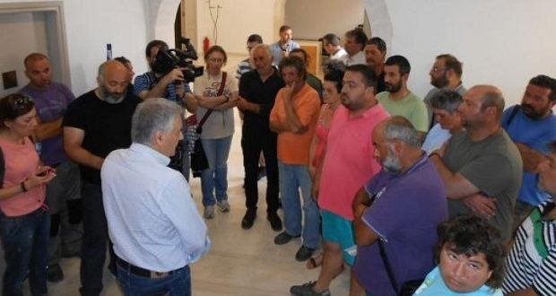 Κ.Πουλάκης: Κανένας συμβασιούχος δεν θα χάσει τα δεδουλευμένα του