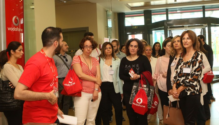 Reconnect Open Day από την Vodafone