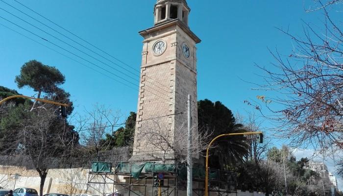 «Πράσινο φως» για την αποκατάσταση του Ρολογιού, στον Δημοτικό Κήπο Χανίων