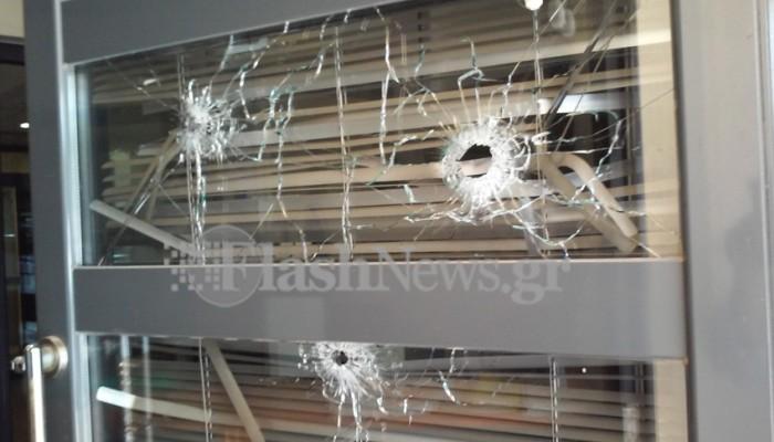 Οι δραματικές στιγμές της εισβολής του ενόπλου 45χρονου στον ΟΚΑΝΑ Χανίων