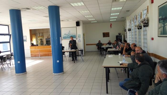 Η περιοδεία στα Χανιά του Βουλευτή του ΚΚΕ Μανώλη Συντυχάκη