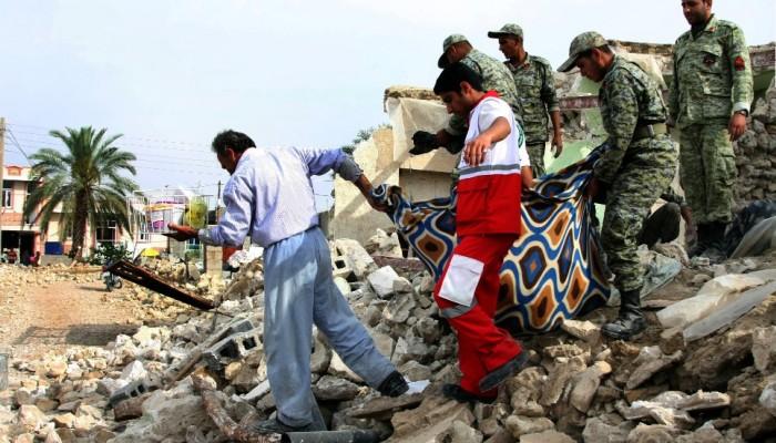 Ισχυρός σεισμός στο Ιράν: Δυο νεκροί - 377 τραυματίες