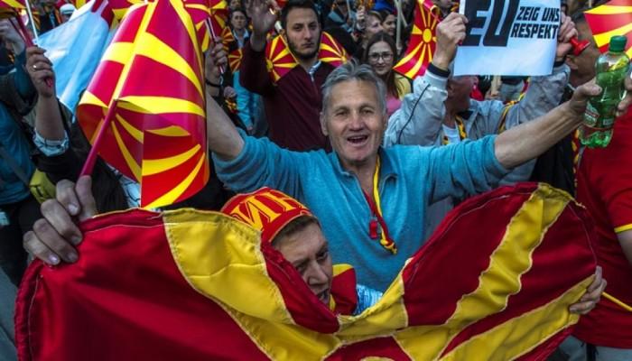 «Αίνιγμα» για Ε.Ε. και ΗΠΑ τα Σκόπια