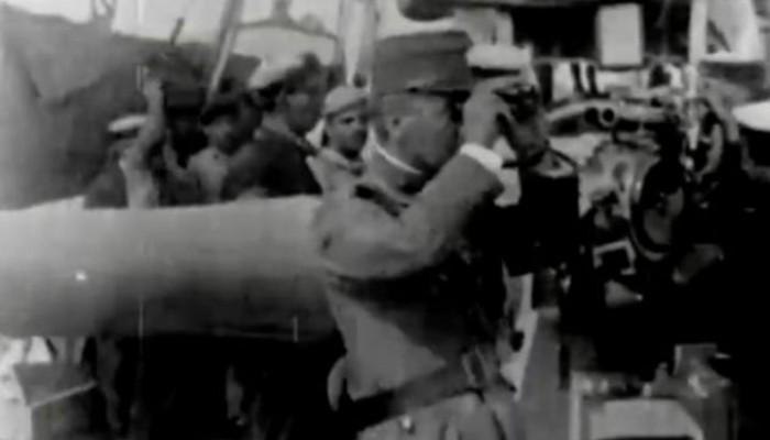 Η 1η Μεραρχία Στρατού αποβιβάζεται στη Σμύρνη (βίντεο)