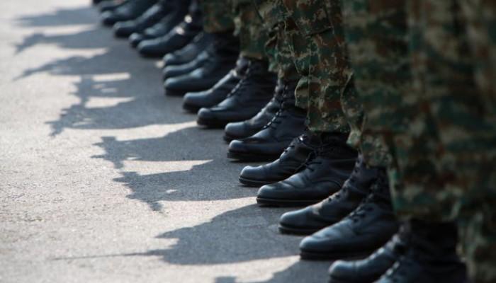 Αρχίζει η κατάταξη στον Στρατό Ξηράς με την 2017 Ε/ΕΣΣΟ