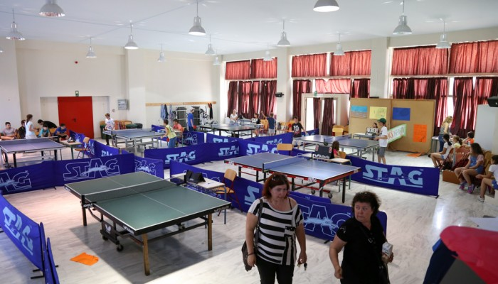 Πινγκ Πονγκ: Επιτυχημένο το 1ο μαθητικό πρωτάθλημα