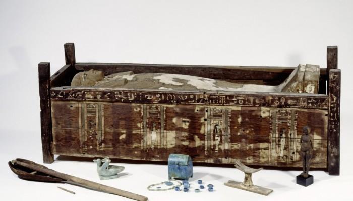 Επιστήμονες (μία Ελληνίδα) «διάβασαν» το DNA αιγυπτιακών μουμιών
