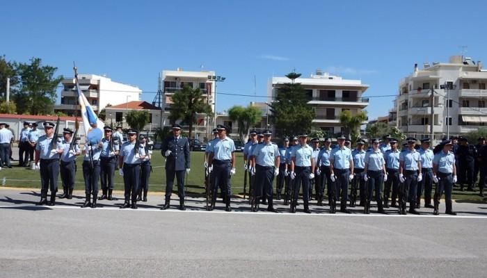 Εκδήλωση εορτασμού για την Μάχη της Κρήτης στη Σχολή Αστυφυλάκων Ρεθύμνου