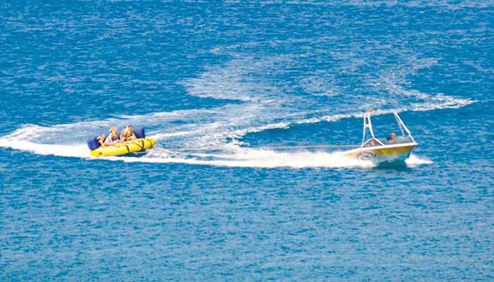 Θαλάσσιο δυστύχημα με νεκρό έναν 56χρονο τουρίστα