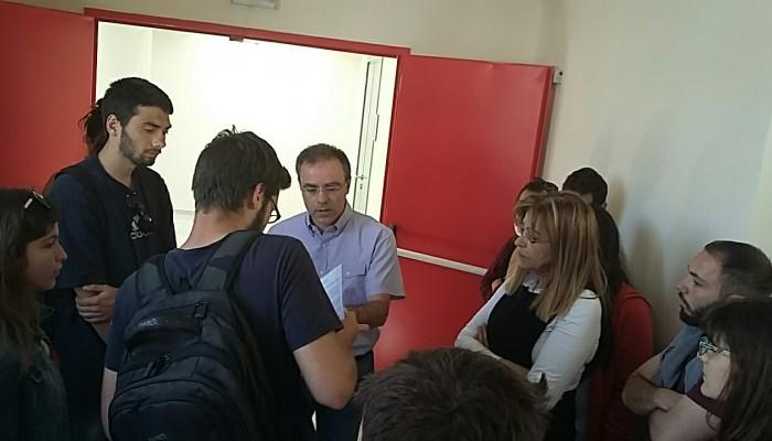 Πανεπιστήμιο Κρήτης: Κινητοποίηση για το στεγαστικό επίδομα
