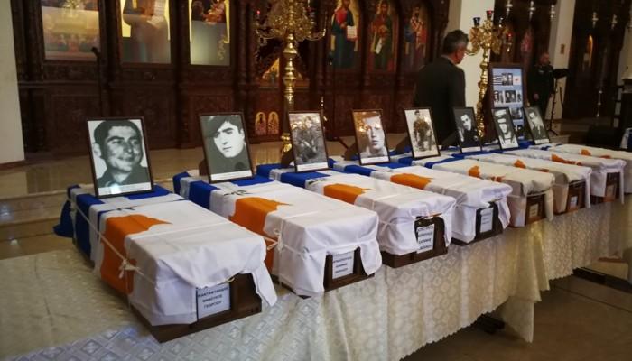 Επιστρέφουν στις Ποταμιές τα οστά του ήρωα Μανούσου Τριανταφυλλίδη