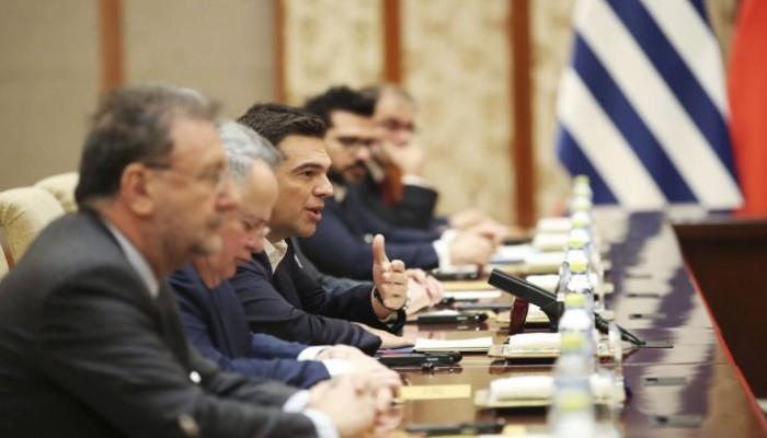 Τσίπρας: Συνεργασίες Δήμων Ελλάδος και Κίνας