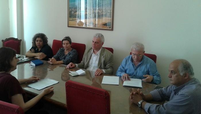 Η επίσκεψη Τσιρώνη στην αντιπεριφέρεια Λασιθίου