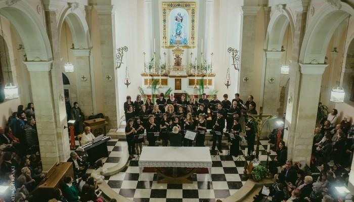Στη Σύρο για το φεστιβάλ η χορωδία Cantilena Χανίων
