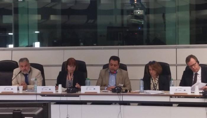 Συμμετοχή προέδρου ΕΒΕΧ στην δημόσια ακρόαση του Insuleur στις Βρυξέλλες