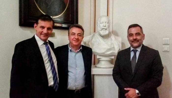 Έδρα «Αντώνιος Φ. Παπαδάκης» στο Εθνικό Καποδιστριακό Πανεπιστήμιο Αθηνών