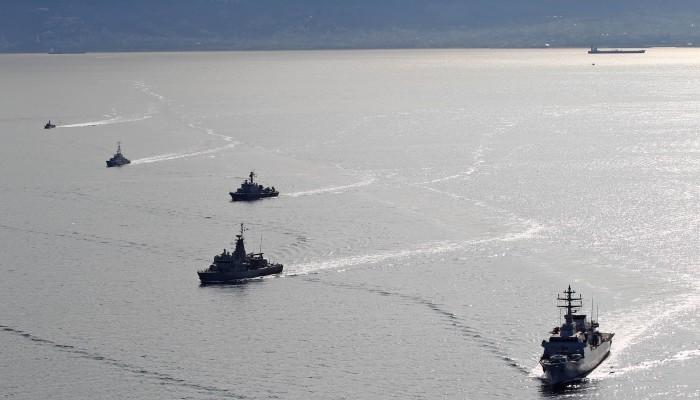 Πολυεθνική άσκηση διεξάγεται από σήμερα στη θαλάσσια περιοχή της Κρήτης