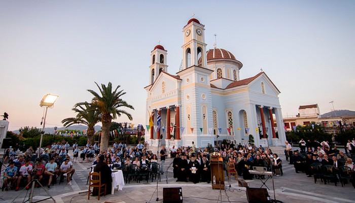 Ο διήμερος εορτασμός στον Αλικιανό Χανίων για τον Άγιο Γεώργιο τον Διβόλη