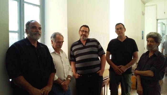 Σε δίκη δυο αγρότες στα Χανιά για κινητοποίηση το 2013