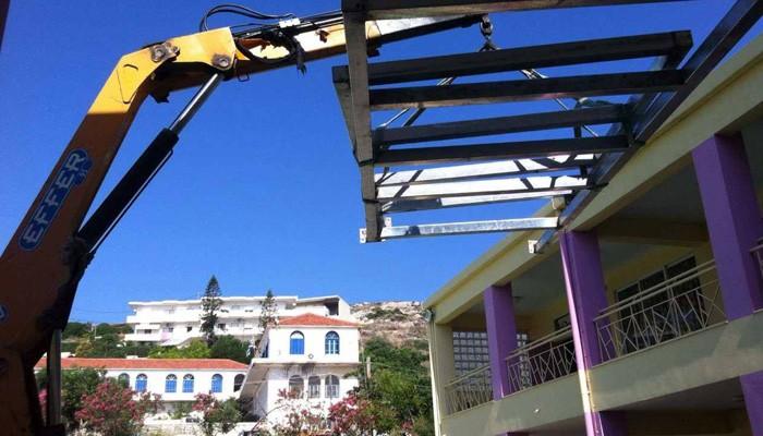 Δήμος Πλατανιά: Υποδομές για μαθητές με κινητικά προβλήματα στα σχολεία