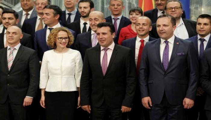 ΠΓΔΜ: Ο Ζόραν Ζάεφ εξελέγη πρωθυπουργός