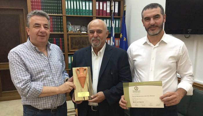 Διεθνή βραβεία για τα εκλεκτά Κρητικά ελαιόλαδα