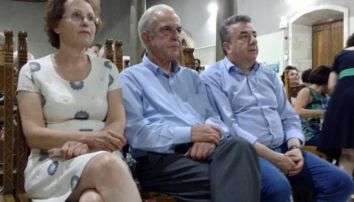 Στις εκδηλώσεις του συλλόγου «Αρτεμισία» Δήμαρχος και Περιφερειάρχης