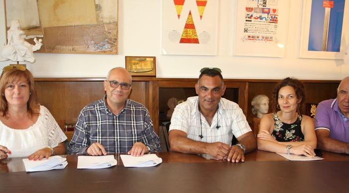 Υπεγράφη σύμβαση για διαμόρφωση αύλειων χώρων νηπιαγωγείων