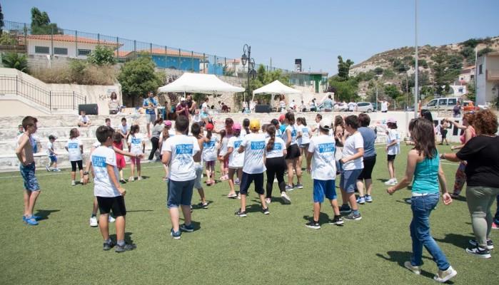 Περισσότερα από χίλια παιδιά στα Village Camp του δήμου Ηρακλείου