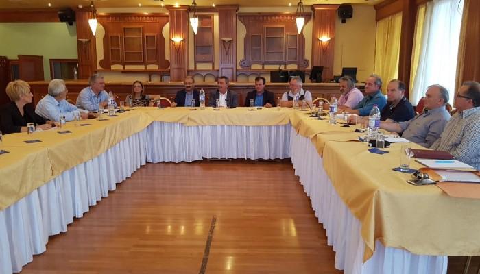 Η Κρήτη στην 1η Συνάντηση Στρογγυλής Τραπέζης για την Ανάπτυξη στα Βαλκάνια
