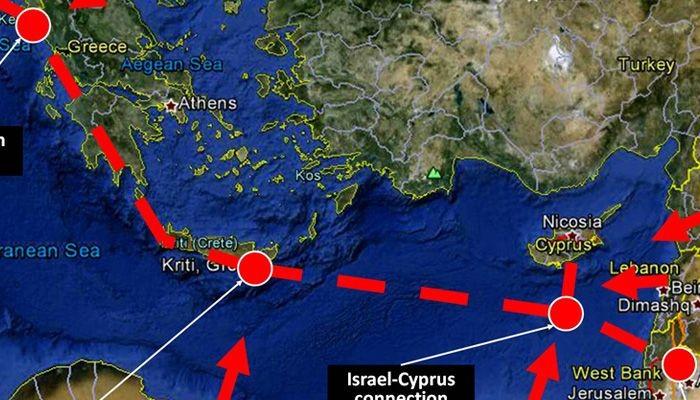 Έξι δις το κόστος του αγωγού φυσικού αερίου που θα περνάει από Κρήτη
