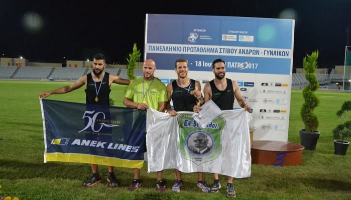 Με αθλητές του Ελ. Βενιζέλου η ελληνική ομάδα στη Λιλ
