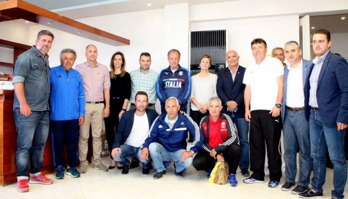Σύνδεσμος Προπονητών: Ευχαριστίες για το Διεθνές Σεμινάριο
