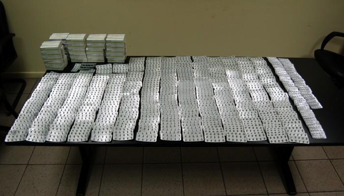 Χανιώτης έκλεψε ιατρική σφραγίδα & συνταγολόγιο για να αγοράζει ναρκωτικά