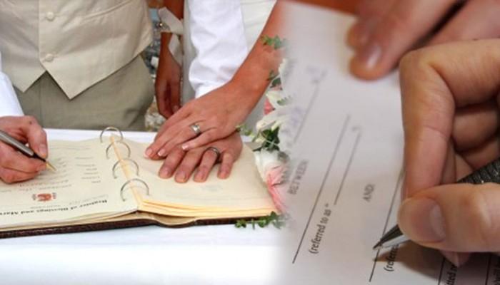 Χανιά: Πόσοι παντρεύτηκαν, πόσοι χώρισαν και πόσοι έκαναν σύμφωνο συμβίωσης