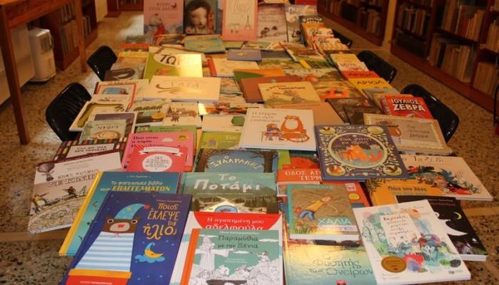 Συνάντηση εθελοντών της Δημοτικής Βιβλιοθήκης Χανίων