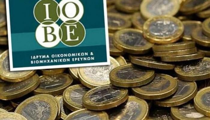Επιδείνωση του οικονομικού κλίματος σύμφωνα με έρευνα του ΙΟΒΕ