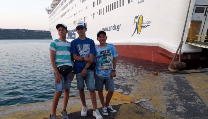 Με 3 αθλητές στο Πανελλήνιο Optimist ο ΙΟΧ