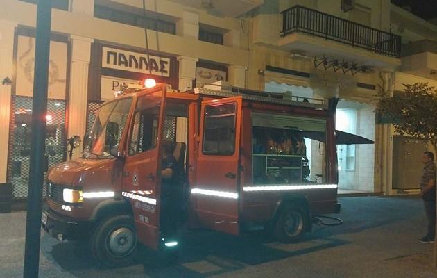 Πυρκαγιά σε ραδιοφωνικό σταθμό στην Ιεράπετρα