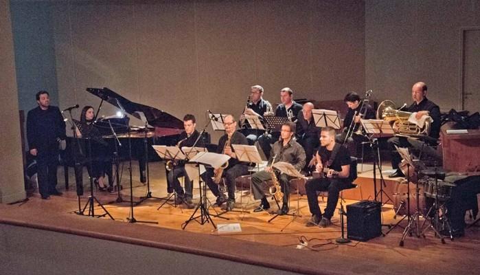 Jazz Orchestra στον δημοτικό Κήπο