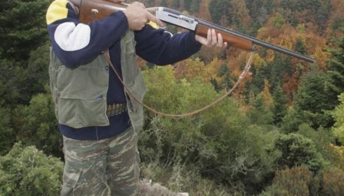 Χανιά: Βγήκε για κυνήγι χωρίς άδεια και τον