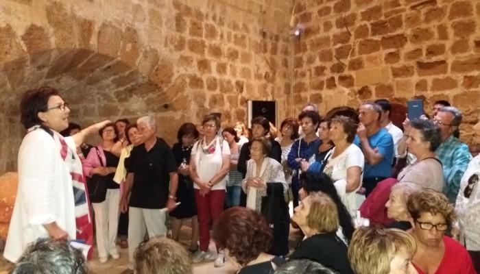 Ξενάγηση στο φρούριο Κούλε από το Δίκτυο Παρέμβασης Γυναικών Κρήτη